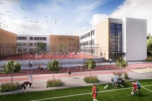 Nieszablonowy projekt szkoły