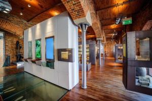 Cztery wieki historii odkryte na nowo według projektu Wzorro Design