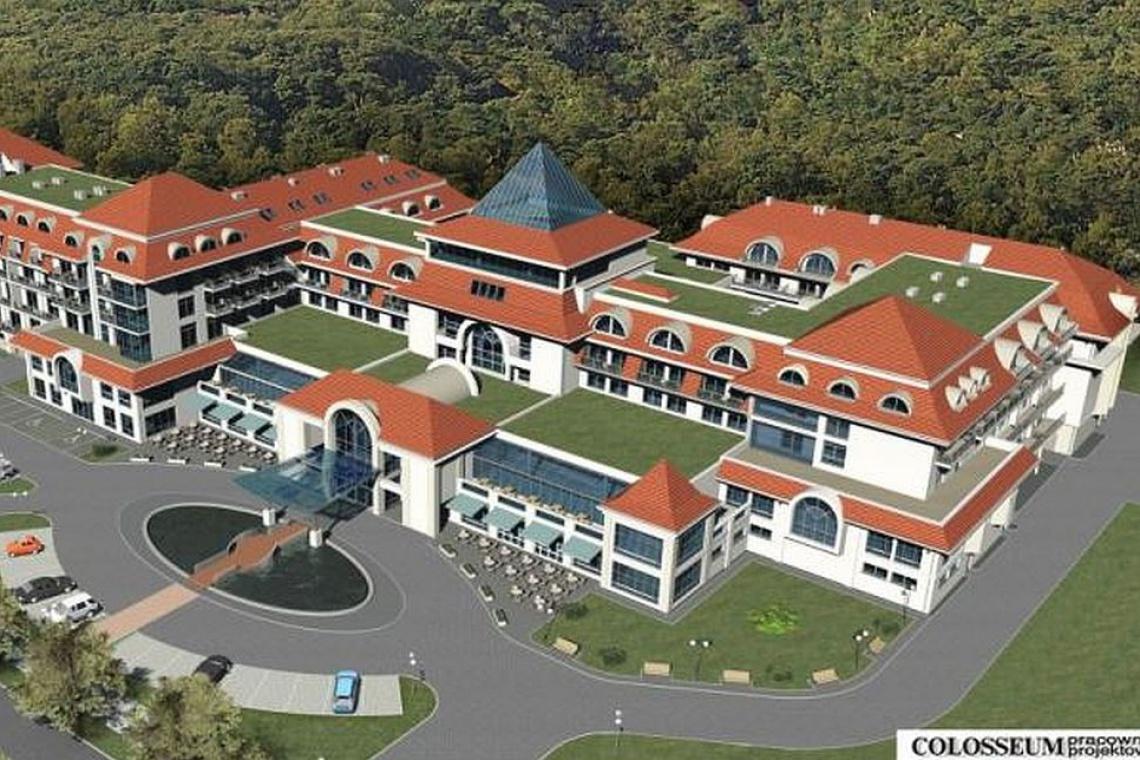 Nowoczesny system multimedialny w hotelu Grand Lubicz
