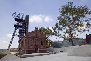 Podziemne muzeum prawie na mecie