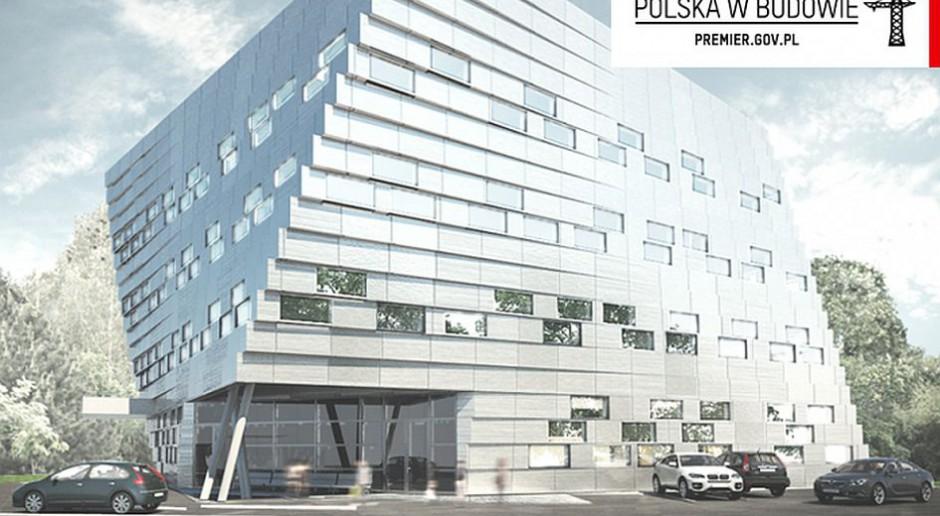 CPD MSW w Warszawie będzie miało nową siedzibę