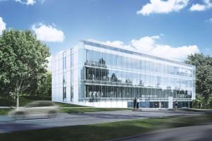Ruszyła budowa biurowca Vectra zaprojektowanego przez Arch Deco