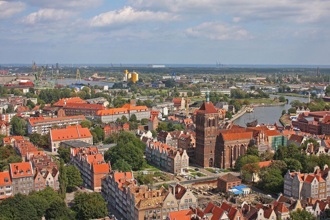 Gdańsk: Najbardziej charakterystyczna budowla w nowej odsłonie