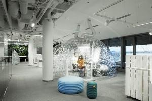 Ciekawa i kreatywna przestrzeń do pracy