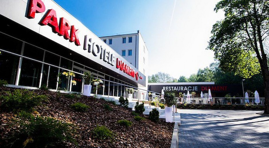 Czterogwiazdkowy Park Hotel Diament Zabrze - już otwarty