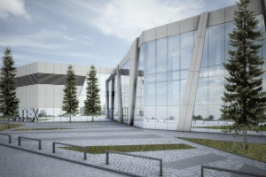 F3 Architekci zaprojektowali, PTB Nickel wybuduje