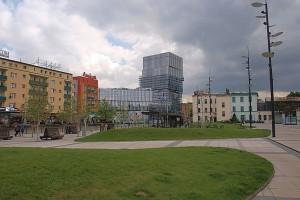 Silver Tower Center będzie gotowy w październiku