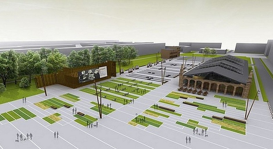 Centrum Historii Zajezdnia - przetarg na projekt i realizację