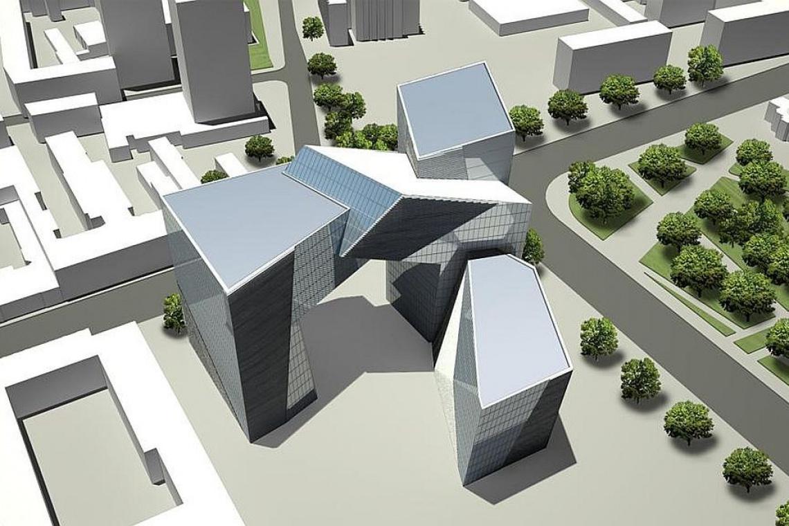 Łódź ponownie szuka inwestora pod budowę Bramy Miasta