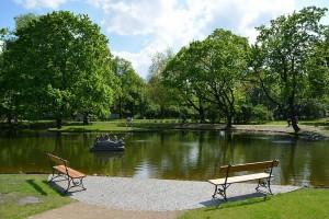 Ogród Krasińskich to piękna wizytówka stolicy