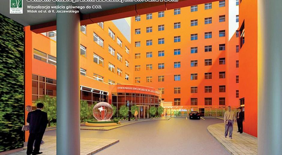 Dokończą budowę Centrum Onkologii Ziemi Lubelskiej