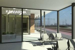 Cztery firmy chcą budować innowacyjne dworce systemowe