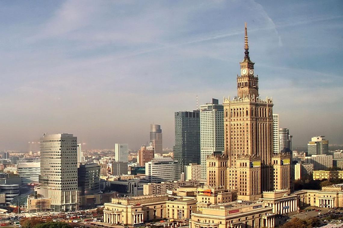 65 mln zł na remont Pałacu Kultury i Nauki w Warszawie