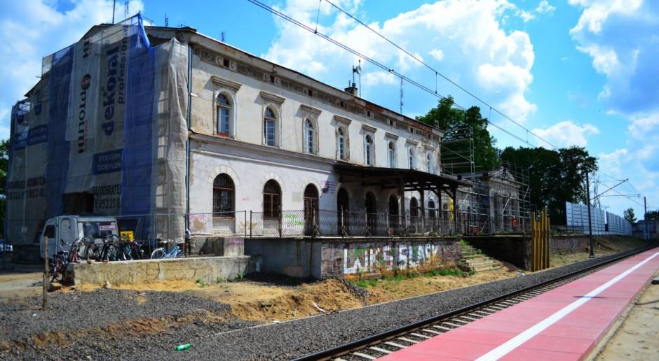 Neoklasycystyczny dworzec odnowiony za 5 mln zł