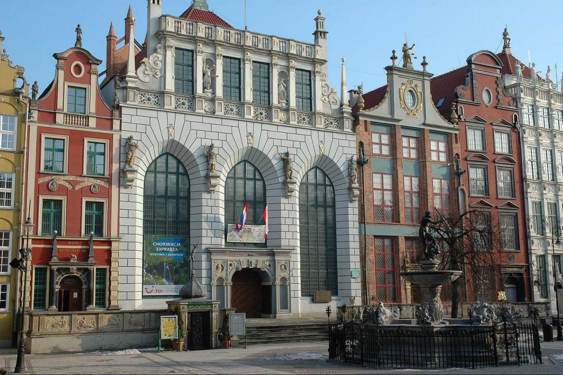 Gdańsk: Dwór Artusa odzyska blask