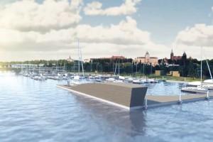 Wyspa Grodzka – nowe wieści z budowy