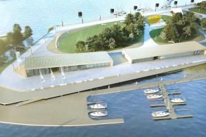 Marina na Wyspie Grodzkiej według PPA podczaszy wita już żeglarzy