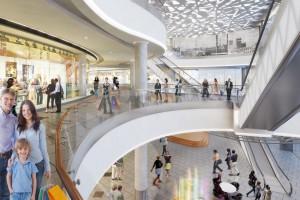 Co zainspirowało pracownię Group-Arch w projekcie galerii Sukcesja?
