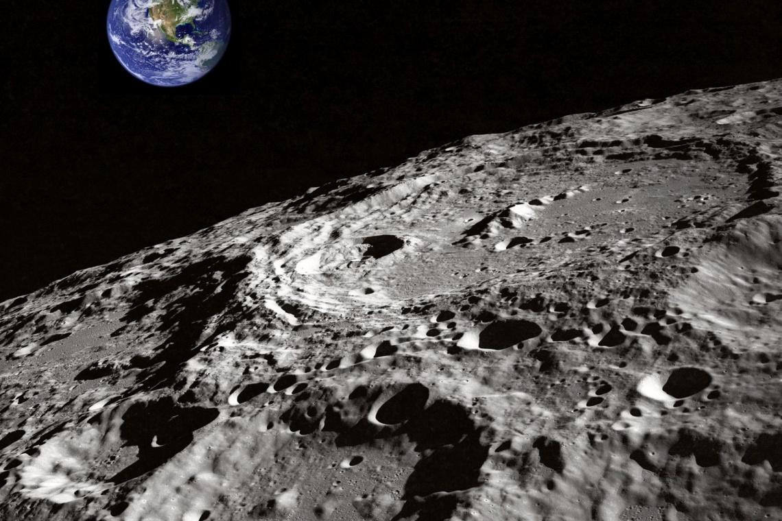 Aż 7-metrowa makieta Księżyca zabłyśnie koło Centrum Nauki Kopernik