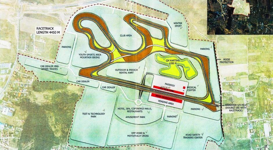 Tor Formuły 1 w Gdańsku - to realny pomysł