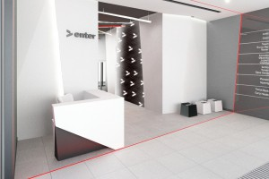 Biurowiec Enter projektu BJK Architekci zgodnie z planem