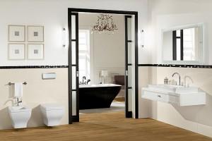 Łazienka jak z bajki z kolekcją La Belle