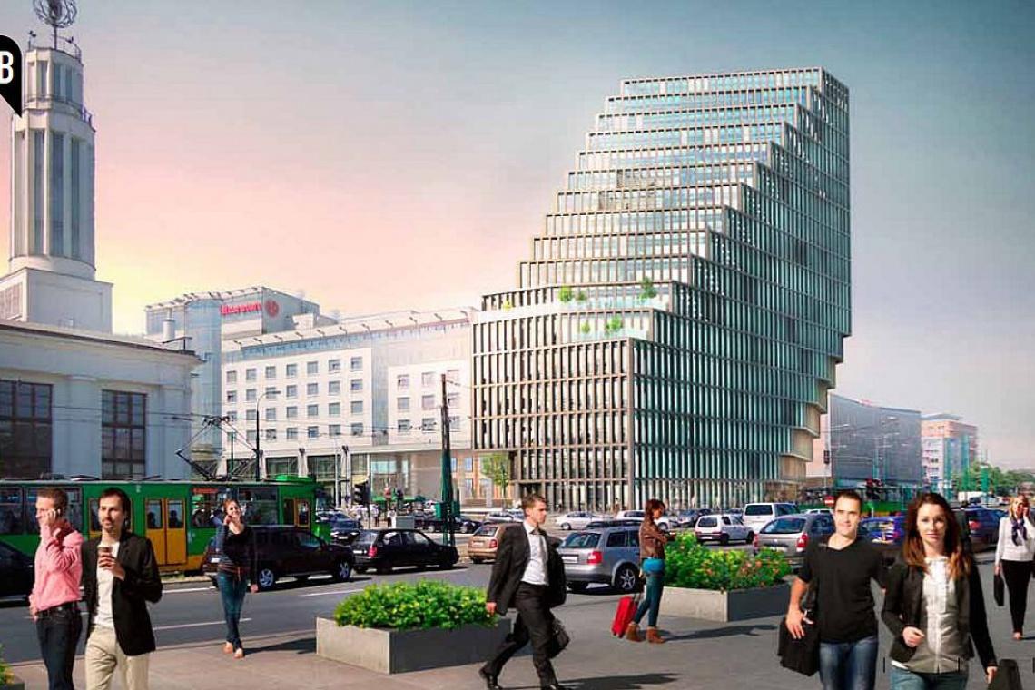 Co znajdzie się w inwestycji Bałtyk? Nie tylko biura