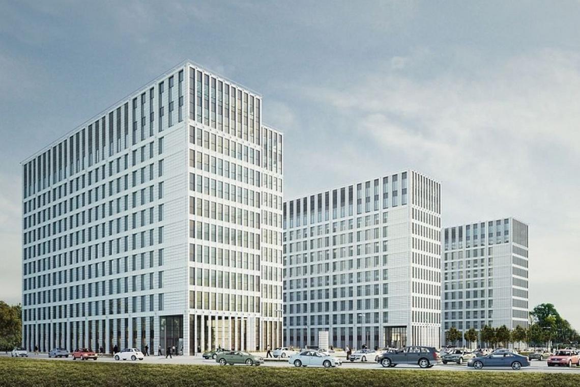 Projekt DDJM w Krakowie z certyfikatem BREEAM Excellent