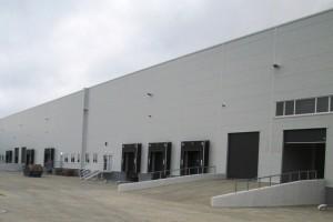 EastWave Design zaprojektowali kompleks logistyczny
