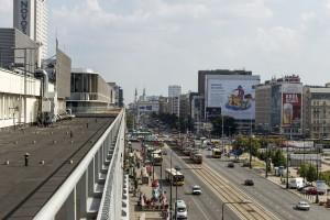 Ulice handlowe - deptaki w środku miast