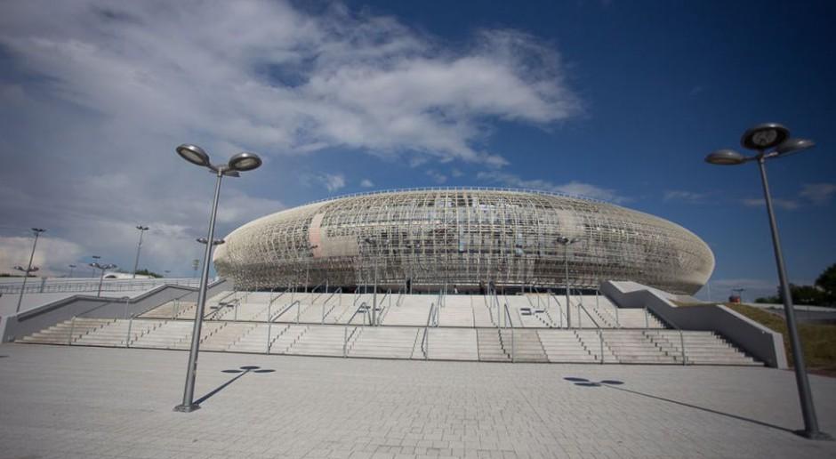 Kraków Arena już gotowa - to największa hala w Polsce