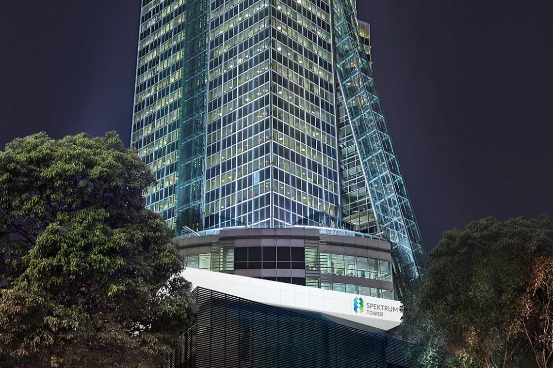 Spektrum Tower przechodzi gruntowną modernizację