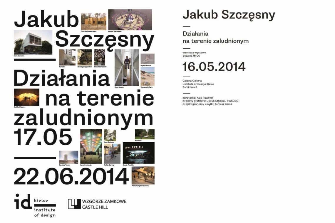 Z architektury w obszar sztuki i designu - Jakub Szczęsny