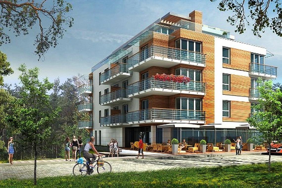 Kolejny etap Aparthotelu Gwiazda Morza