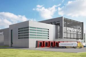 Grupa Paradyż buduje centrum handlowo-logistyczne