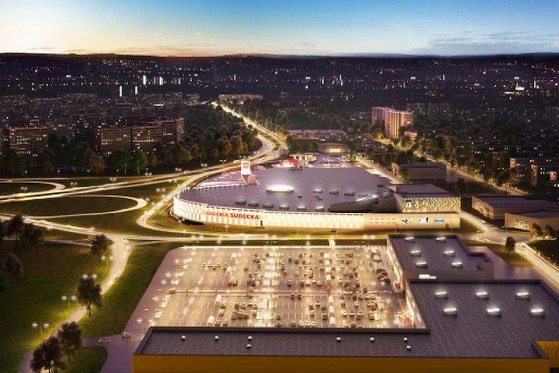 Echo Investment ze zgodą na rozbudowę parku handlowego
