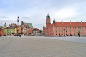 Symbol Warszawy przejdzie remont