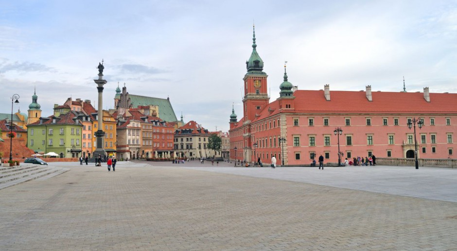 Moje miasto Warszawa: Edukacja architektoniczna dla najmłodszych