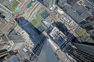 Futurystyczny węzeł komunikacyjny spod kreski Santiago Calatravy