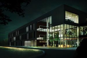 Zbliża się zakończenie budowy biurowca Future Four w Gliwicach
