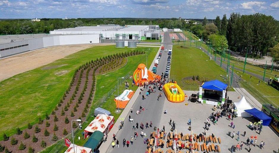 To było gigantyczne przedsięwzięcie w Poznaniu
