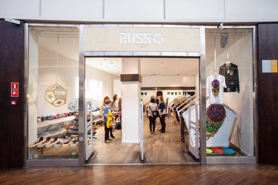 Nowy pop-up store to kreatywna przestrzeń