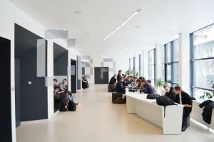 Jak istniejącym wnętrzom uczelni nadać nowe życie?