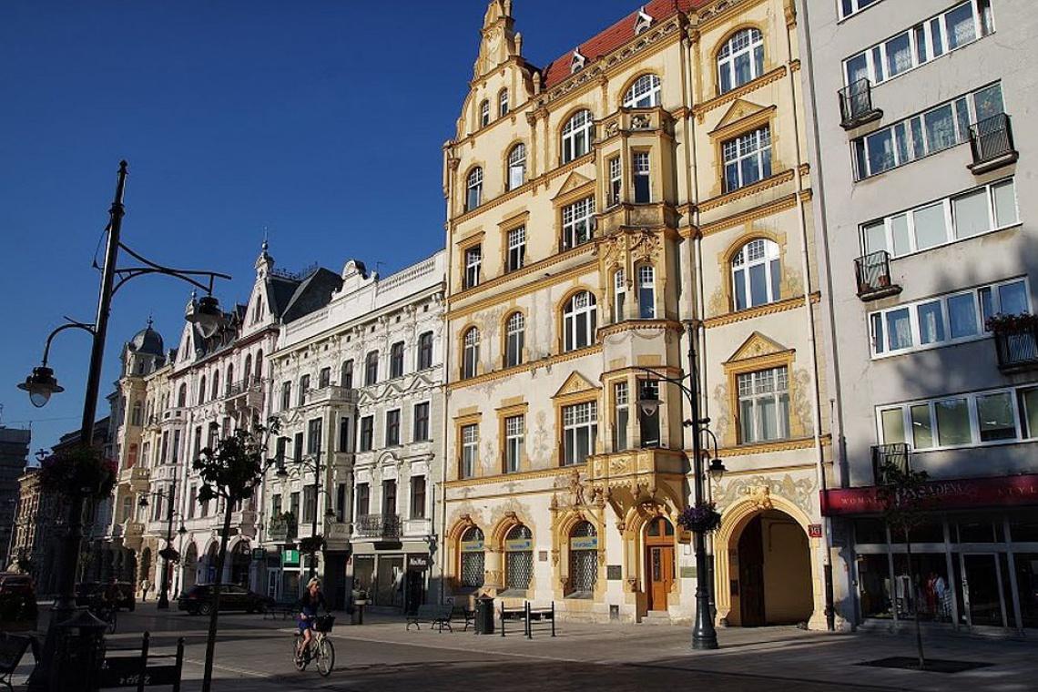 Łódź: ponad 700 budynków na liście zabytków