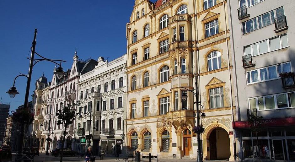 Łódź promuje swoją architekturę w niecodzienny sposób