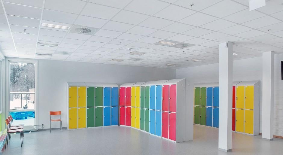 Łatwy montaż sufitu podwieszanego - klik i gotowe