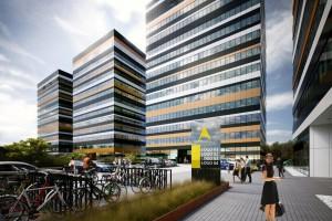 Silesia Business Park projektu Medusa Group oficjalnie otwarty