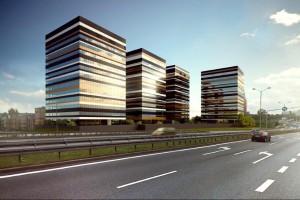 Niedługo zalśni pierwszy budynek biurowy Skanska