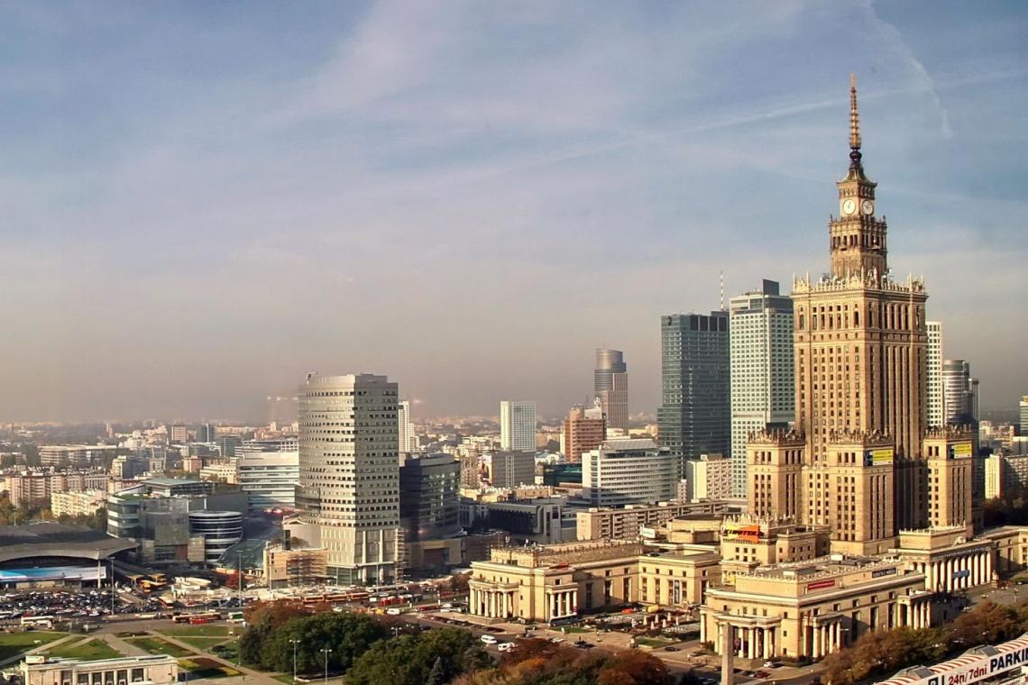 Konkurs na zagospodarowanie Placu Defilad w Warszawie