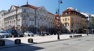 Ostatni pieszy weekend na Trakcie Królewskim w Warszawie